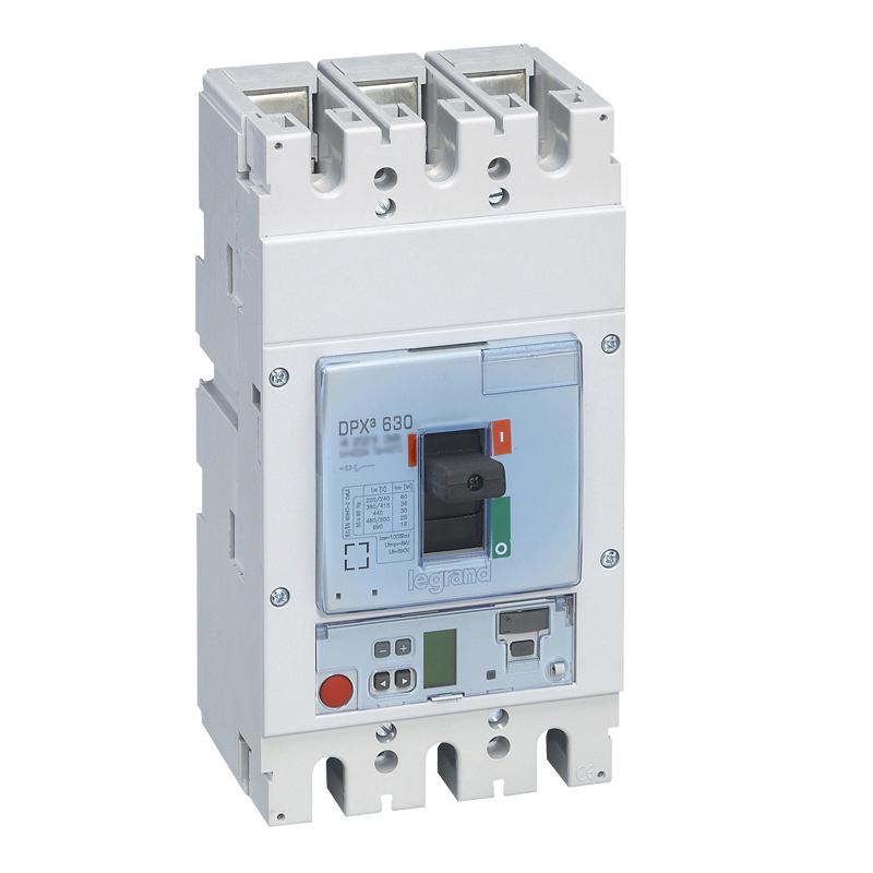 Выключатель авт. 3п 400А DPX3 630 50кА SG/И Leg 422188 купить в интернет-магазине RS24